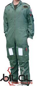 Original British army Aircrew MK 16 B RAF aramid suit coverall Beige Air force